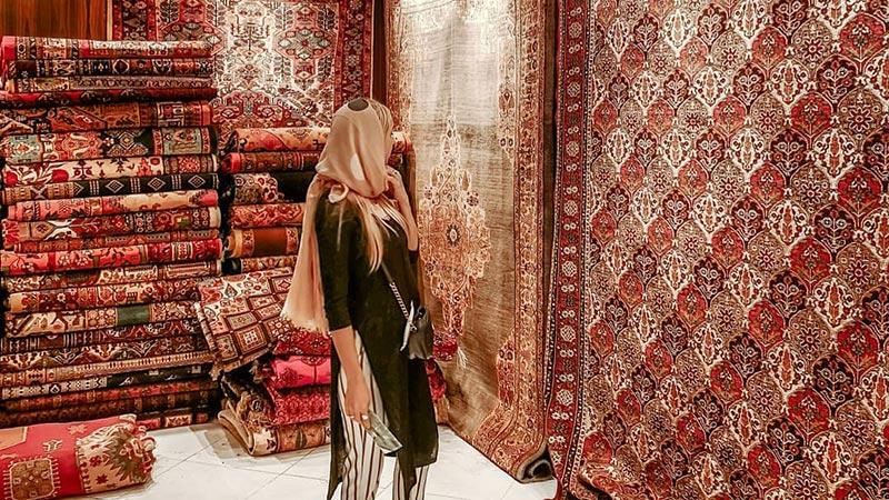 فرش ایرانی، کم نظیرترین فرش در دنیا